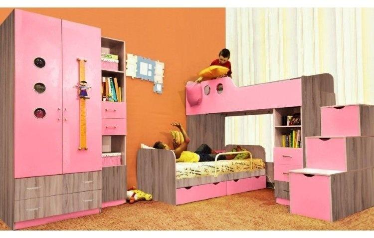 Детская комната: секреты выбора лучшей мебели